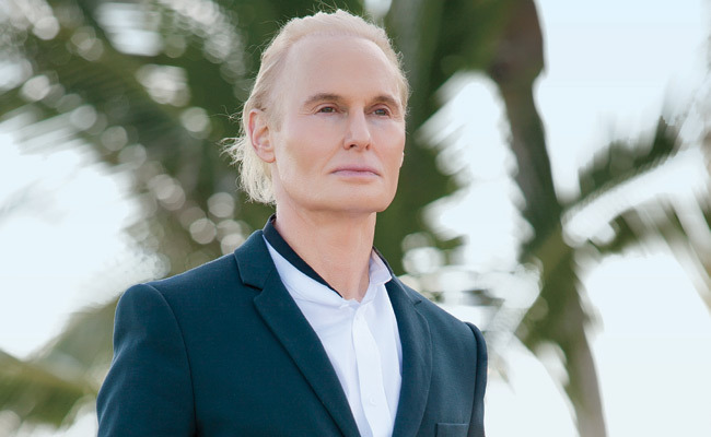 Pictured above: Dr. Fredric Brandt, founder of Brandt Skincare.