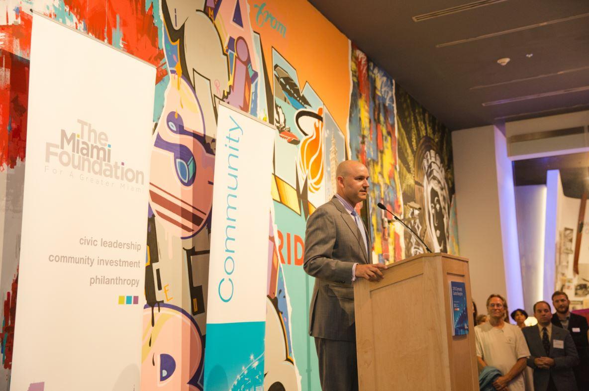Javier Soto at Community Grants