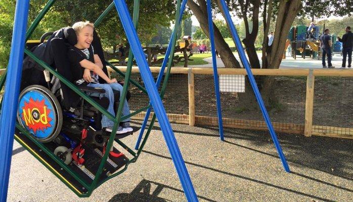 Handicap Access Park - 2017 PSC finalist