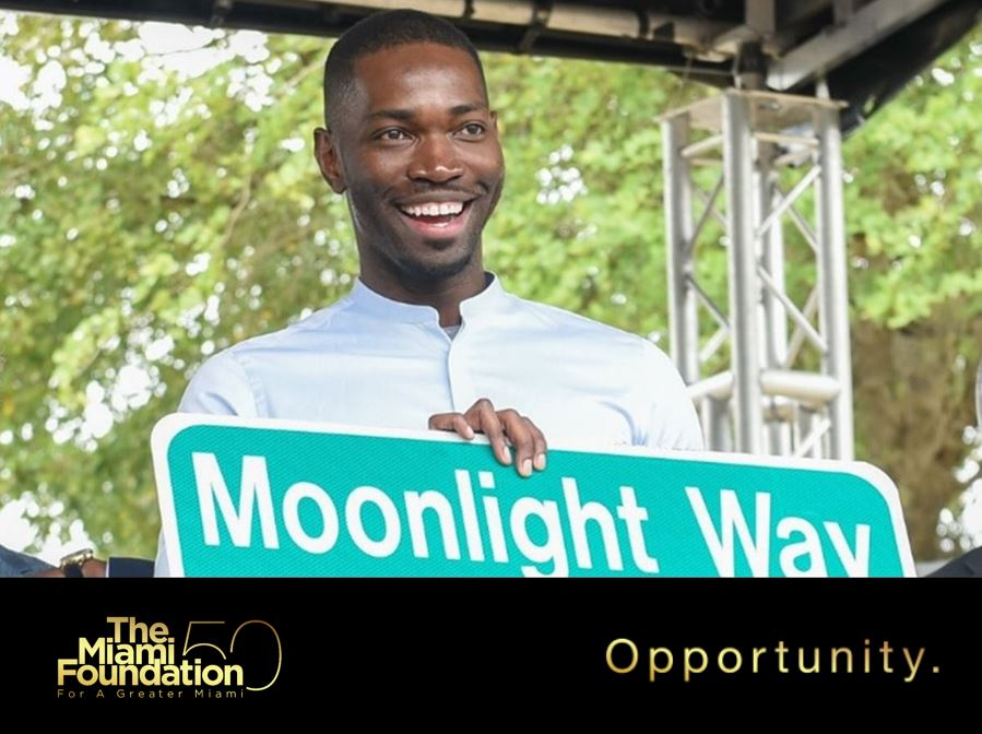 Tarell Alvin McCraney - Opportunity