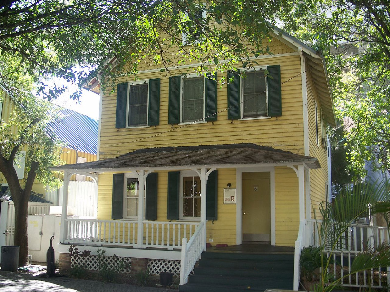 Pictured above: Palm Cottage in Fort Dallas Park in Downtown Miami. 2017 Public Space Challenge winner Dade Heritage Trust will reactivate this park and building, associated with Henry Flagler.