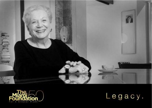 Ruth Shack Legacy Card