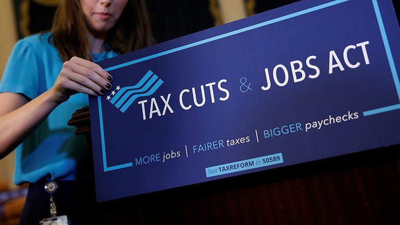 Tax Reform Photo - Generic