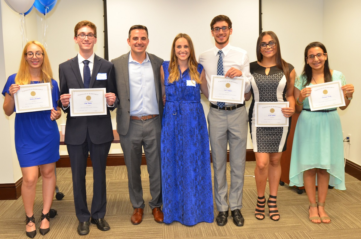 Reach for the Stars Scholarship Recipients