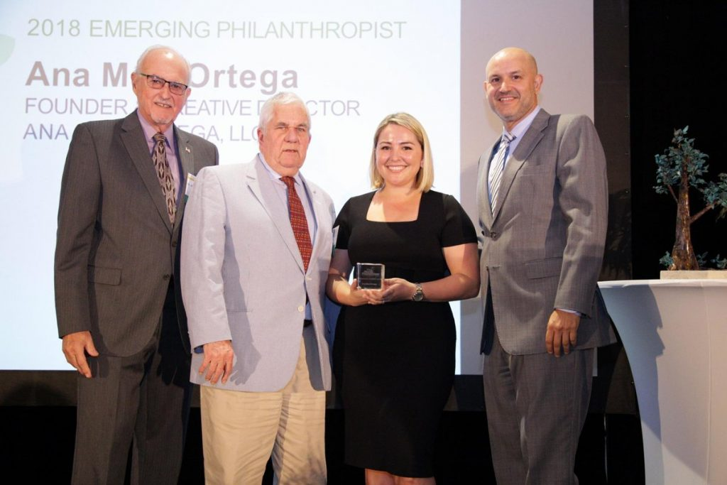 "City Year Miami Chair Named ""Emerging Philanthropist"" of the Year"