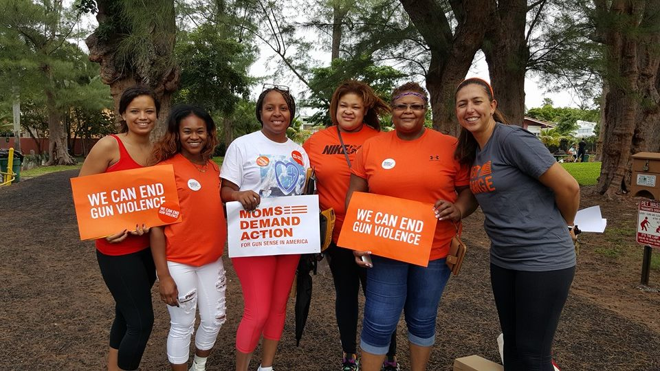 RJT Foundation's fight to end gun violence