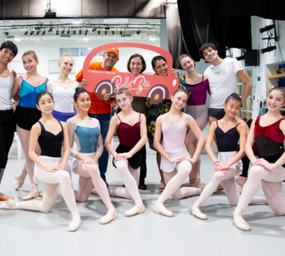 Ballet Bus 5