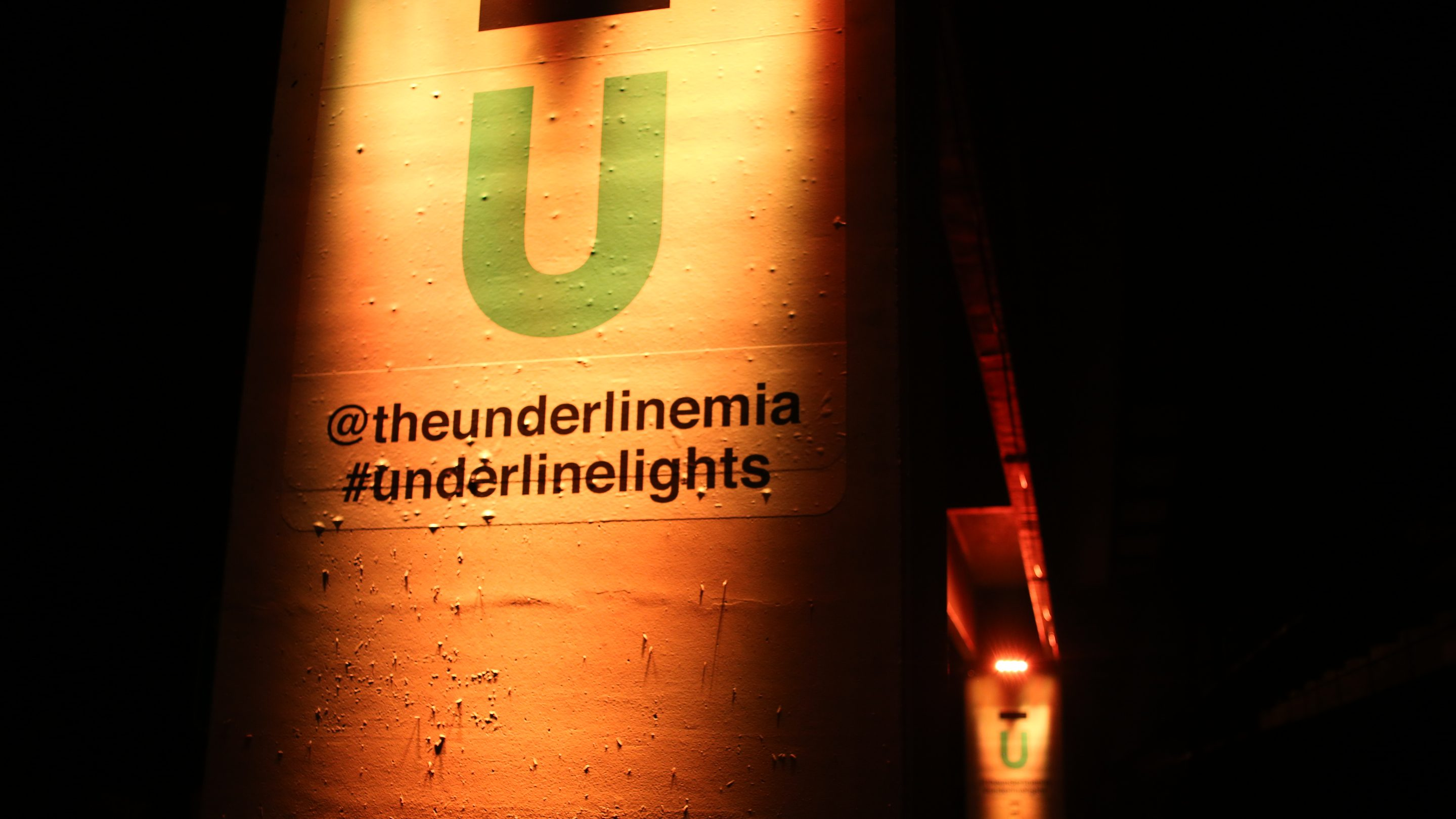 The Underline Lights