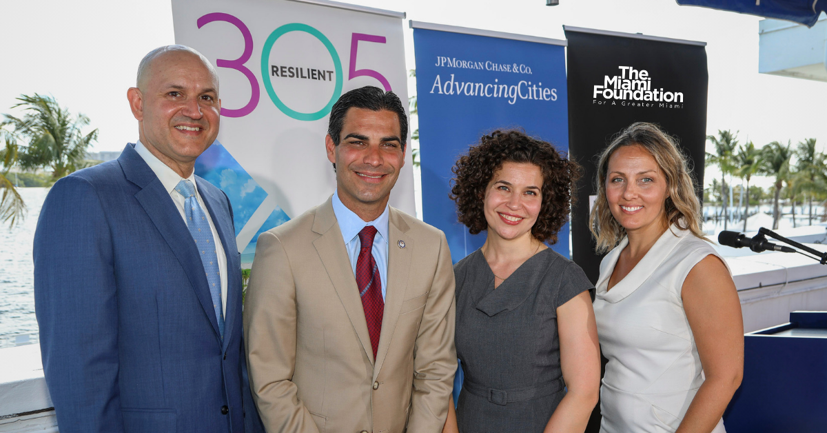 Advancing Cities Announcement