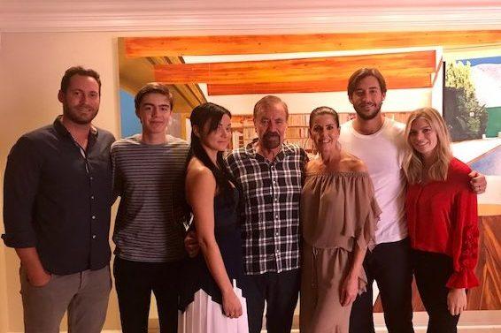 The Jorge M. Perez Family