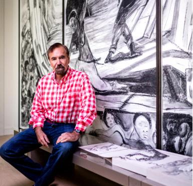 Jorge Perez, ArtObserved