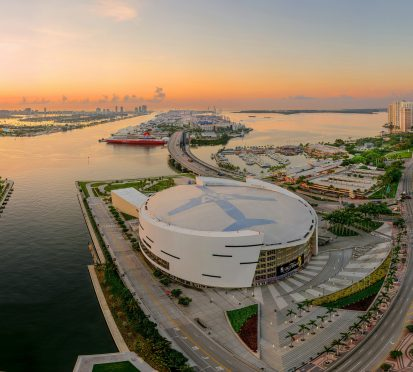 Miami Sunrise_ Robert Holmes Photography