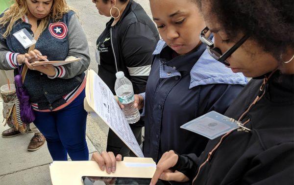 Census Volunteers