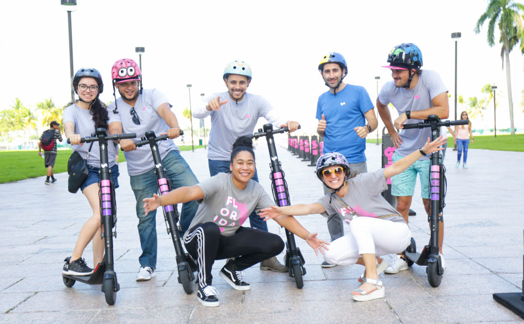 Lyft In Miami >> Lyft Partners With Miami Arts Nonprofit To Promote Safe