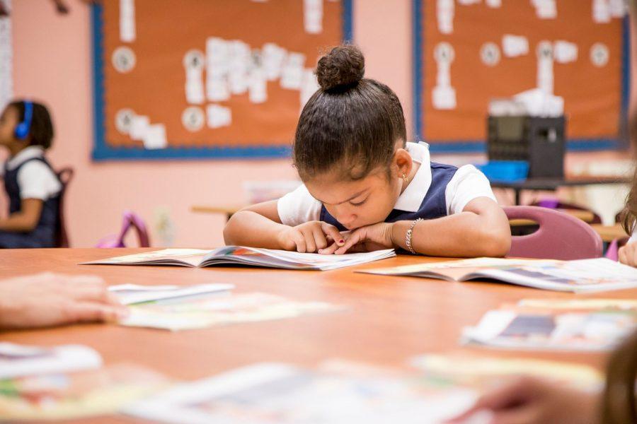 Pictured: Voices for Children Foundation, a Social + Economic Impact Grant Recipient